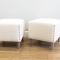 padded stool № 14